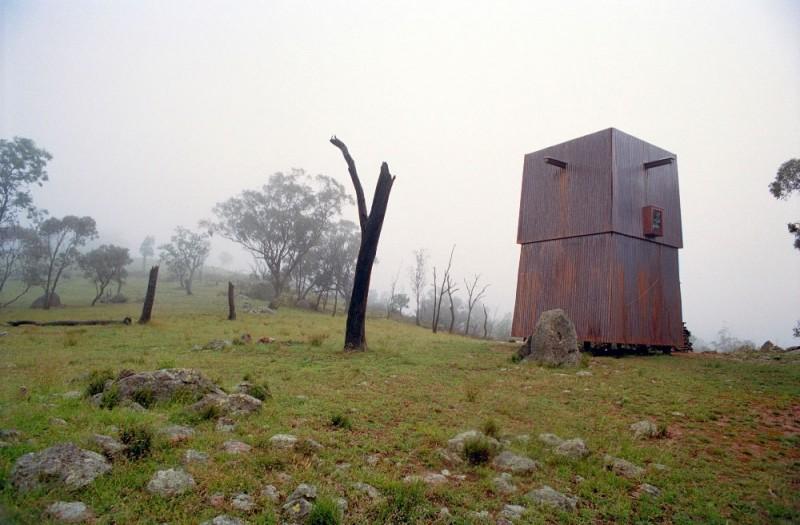 chatka pro celoroční kempování