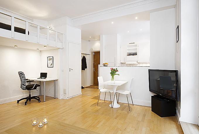 švédský byt