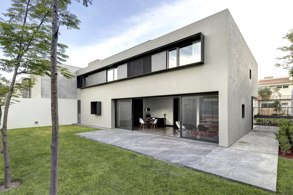 Oval house - dům v Mexiku