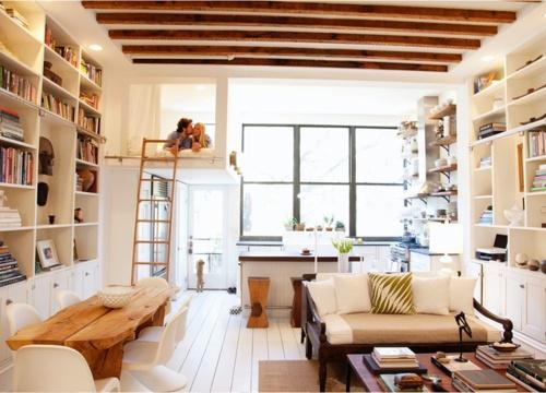 zrekonstruovaný byt