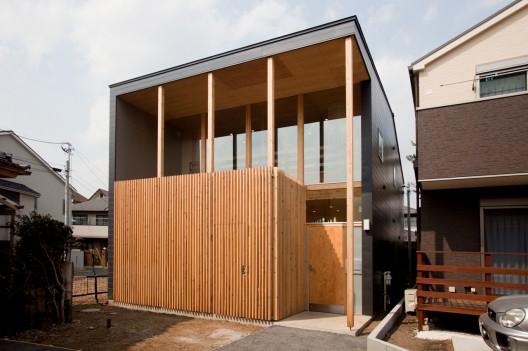 House with Futokoro