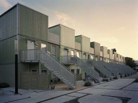 fittja terraces