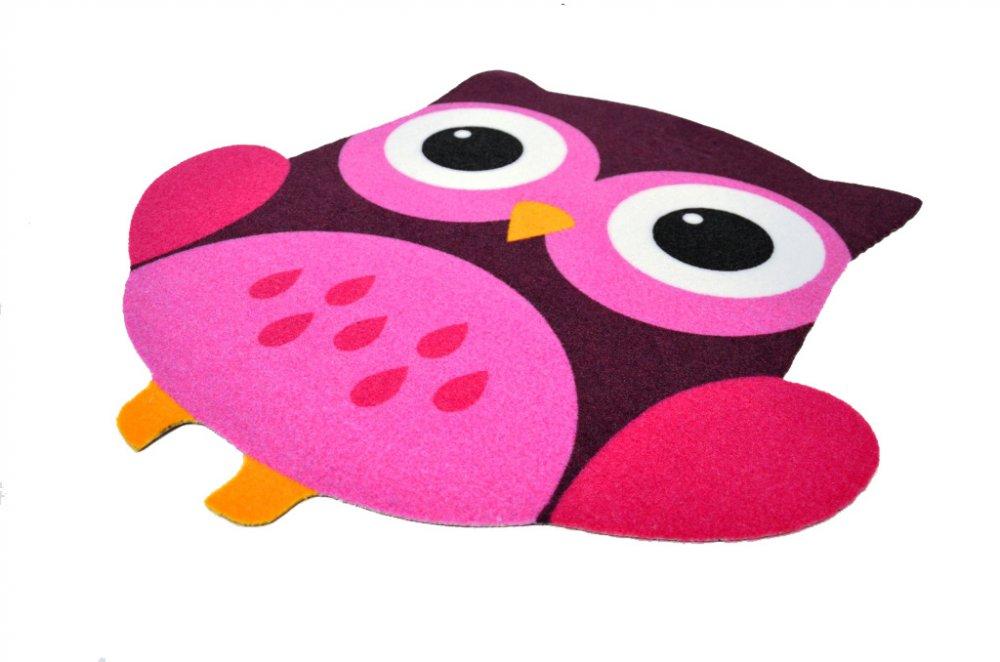sova (owl) koberec